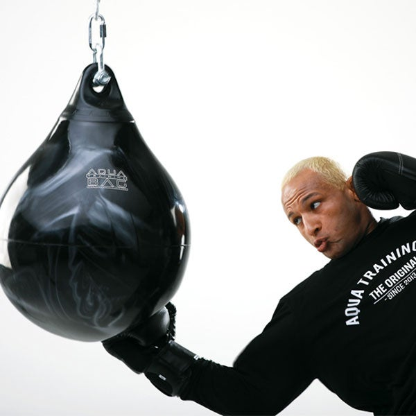 Weight filled ≤35kg Height 50cm Water Boxing Bag Aqua Punching Size Ø 38cm