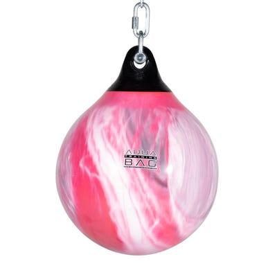 Power Punch Pink Aqua Punching Bag