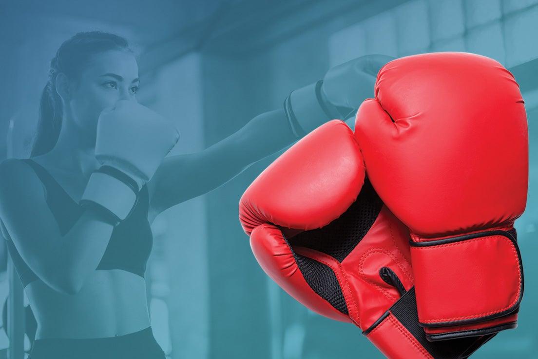 Boxeo para estar en forma
