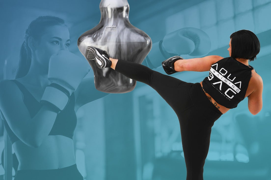 Revolutionize Your MMA Training With a Water Filled Heavy Bag