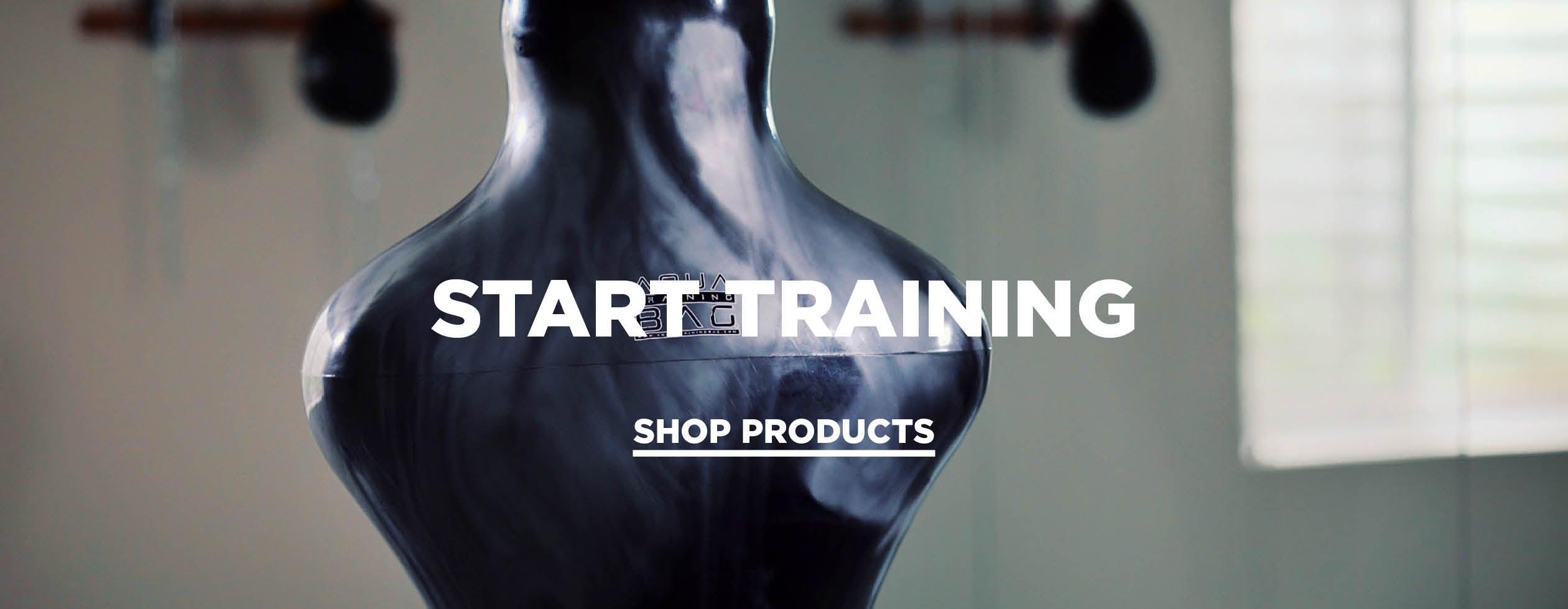 Start Training - Shop Aqua Training Bag Products