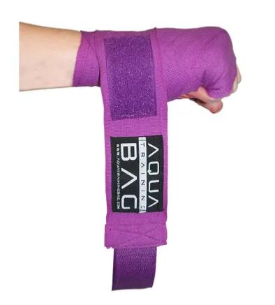 """180"""" Aqua Training Bag Hand Wraps for Boxing"""